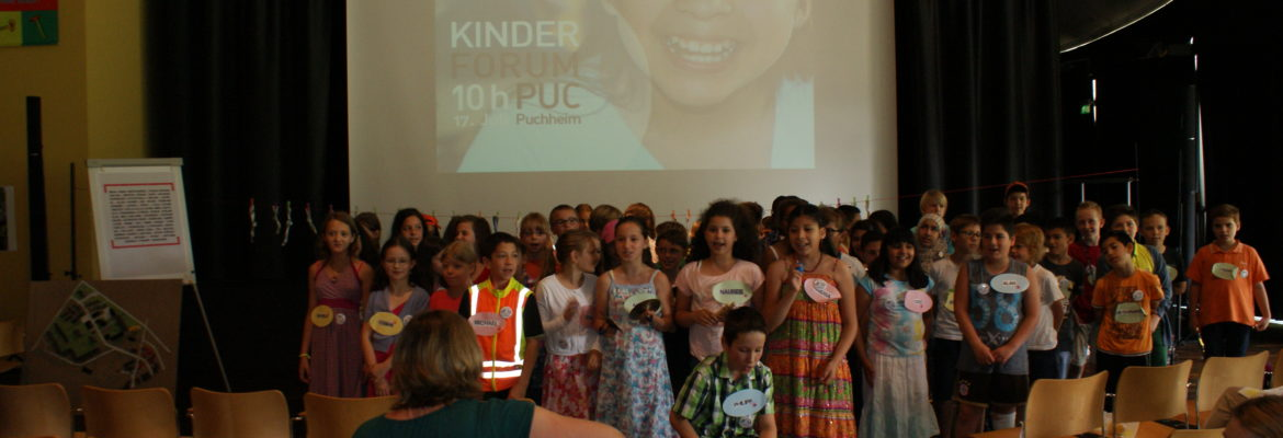Puchheimer Kinderforum