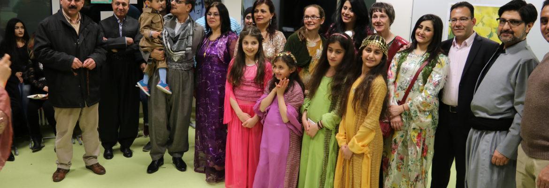 Stadtteilzentrum feiert das Nouruz-Fest 2016