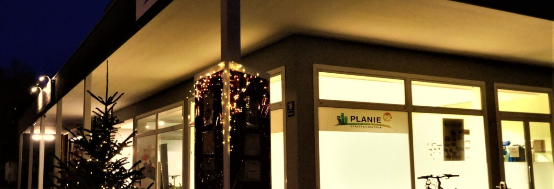 Weihnachts- und Lichterfest in der Planie