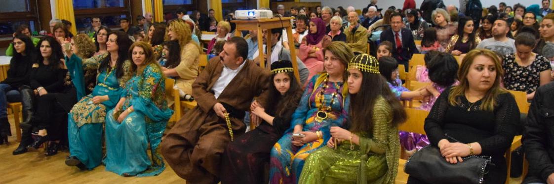 Nouruz-Fest am 21.3.2017