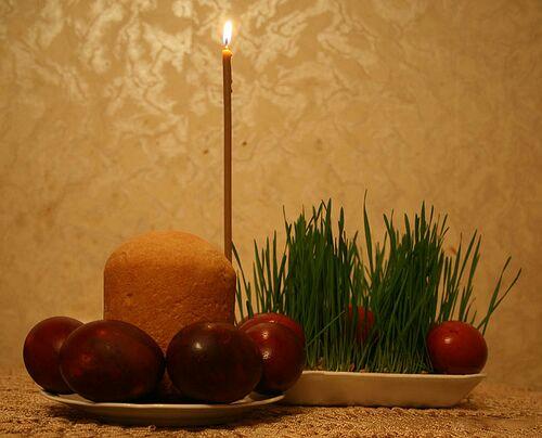 Einladung zum Griechischen Osterfest