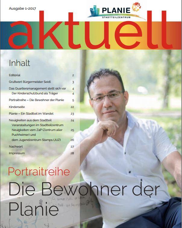 """""""Planie aktuell"""" Puchheim bekommt ein neues Stadtteilmagazin!"""